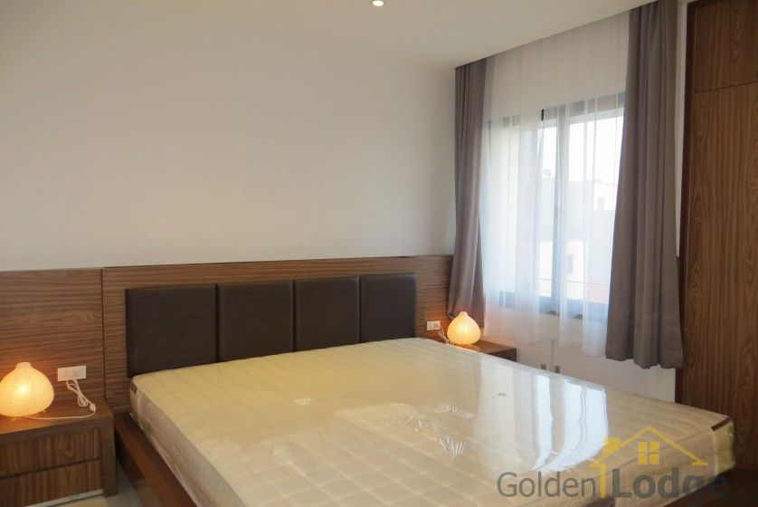 Furnished 01 bedroom apartment rental in Dang Thai Mai Hanoi 10