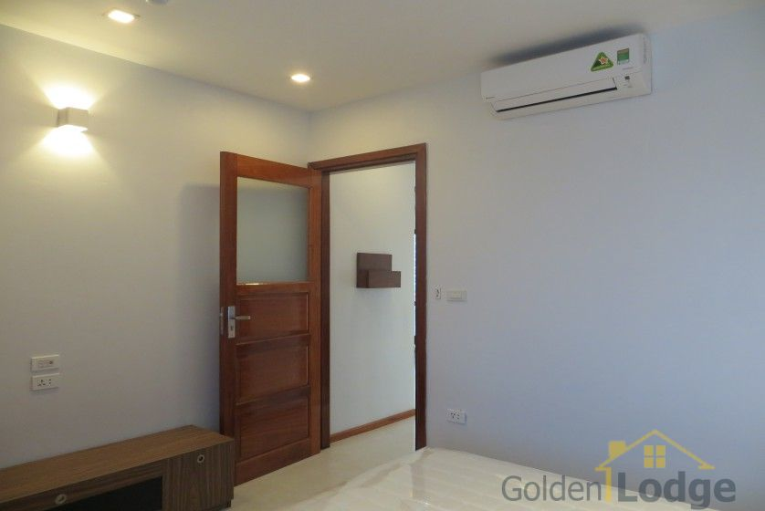 Furnished 01 bedroom apartment rental in Dang Thai Mai Hanoi 11