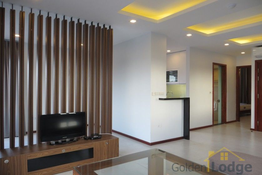 Furnished 01 bedroom apartment rental in Dang Thai Mai Hanoi 2