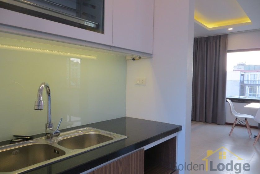 Furnished 01 bedroom apartment rental in Dang Thai Mai Hanoi 7