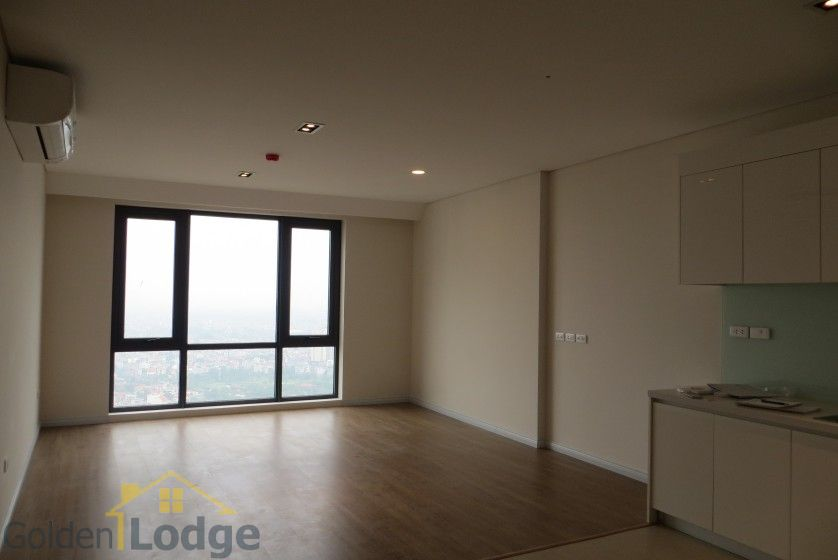 Unfurnished 02 bedroom apartment Mipec Riverside Long Bien rental 2