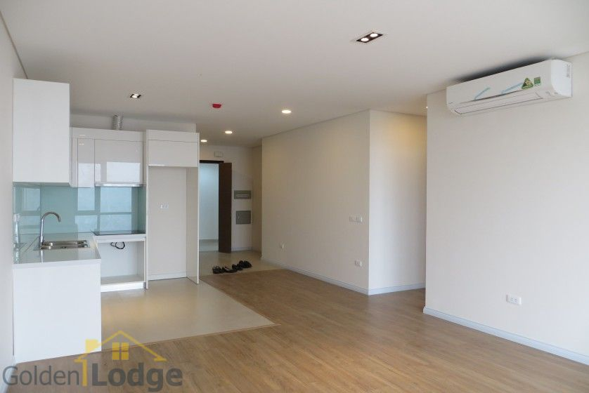 Unfurnished 02 bedroom apartment Mipec Riverside Long Bien rental 4