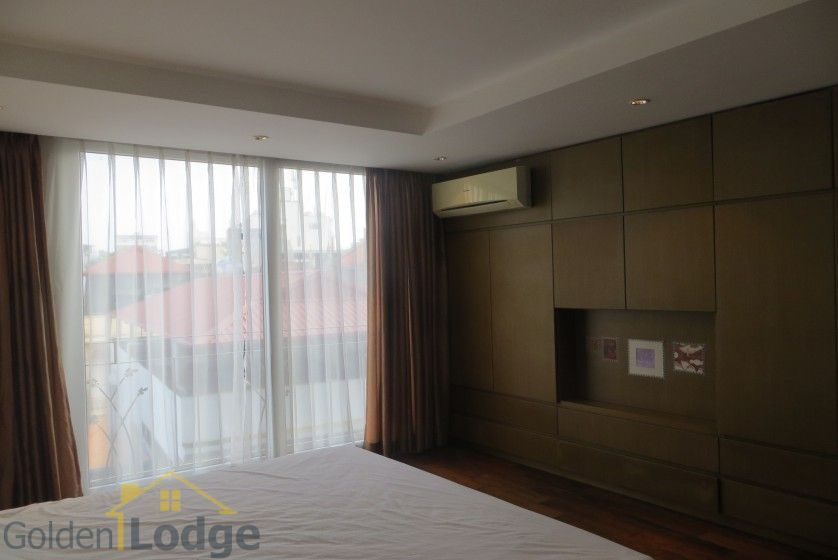 2 bedrooms 2 bathrooms apartment in Tay Ho for rent 9