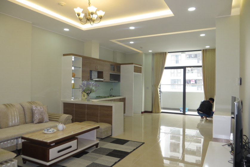 3 bedroom apartment for rent in Trang An Complex Cau Giay