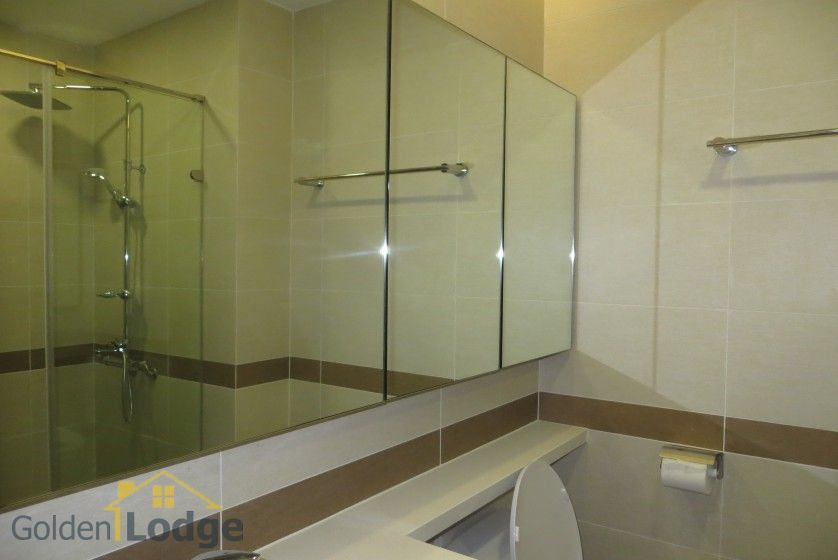 3 bedroom apartment for rent in Trang An Complex Cau Giay 2