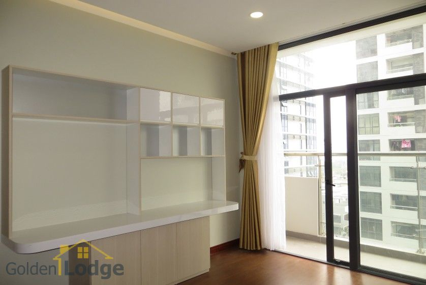 3 bedroom apartment for rent in Trang An Complex Cau Giay 14