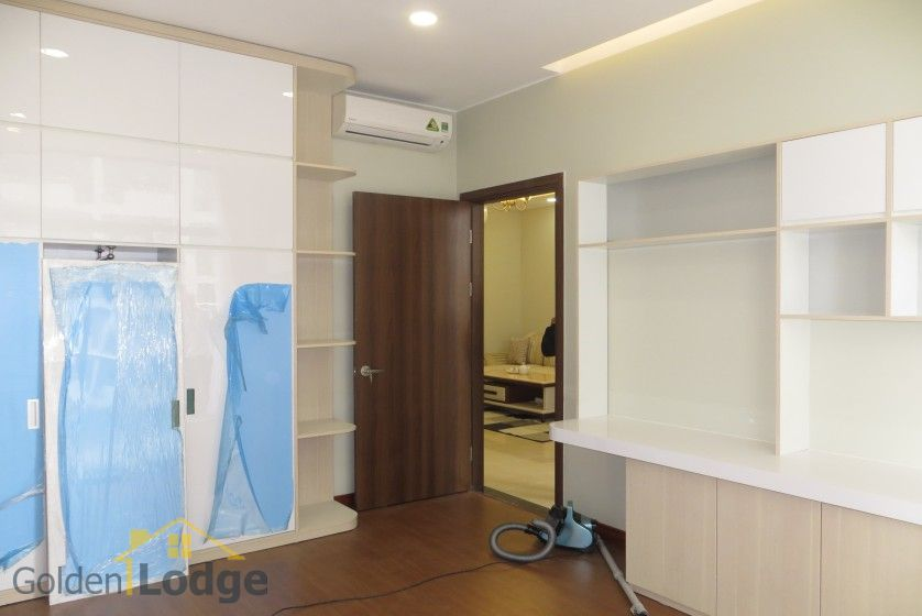 3 bedroom apartment for rent in Trang An Complex Cau Giay 15