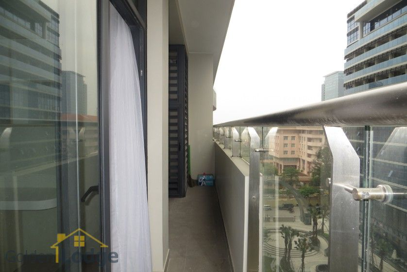 3 bedroom apartment for rent in Trang An Complex Cau Giay 17