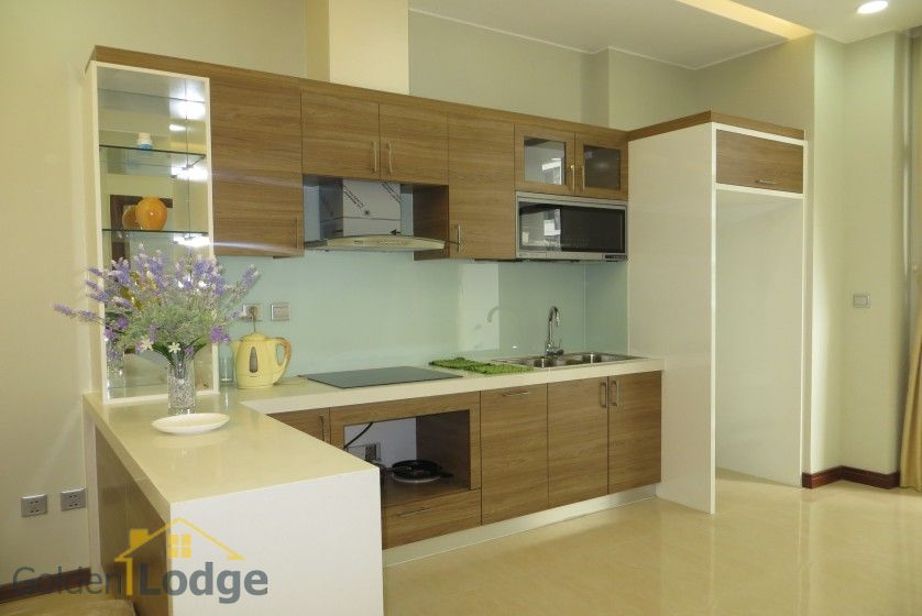 3 bedroom apartment for rent in Trang An Complex Cau Giay 6