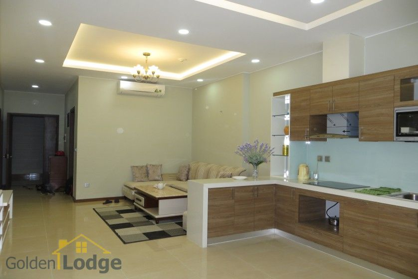 3 bedroom apartment for rent in Trang An Complex Cau Giay 7