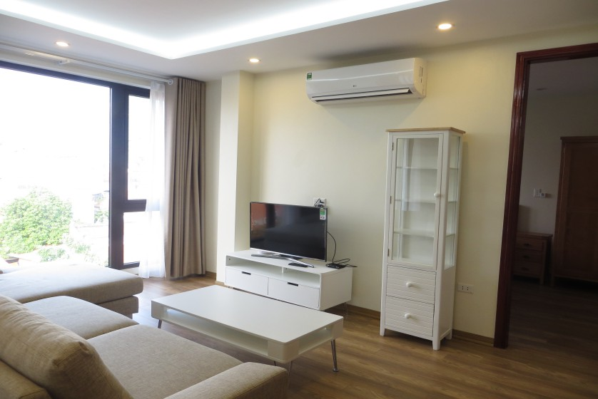 3 bedroom serviced apartment in To Ngoc Van street for rent 1