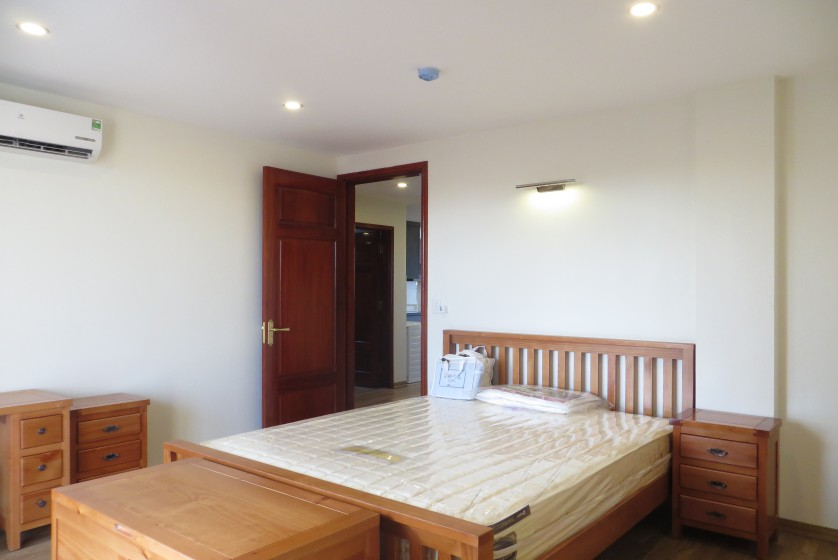 3 bedroom serviced apartment in To Ngoc Van street for rent 11