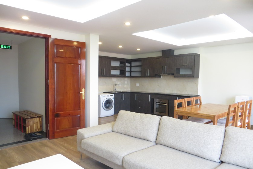 3 bedroom serviced apartment in To Ngoc Van street for rent 2