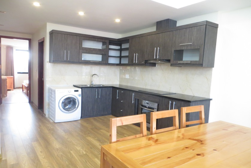 3 bedroom serviced apartment in To Ngoc Van street for rent 3