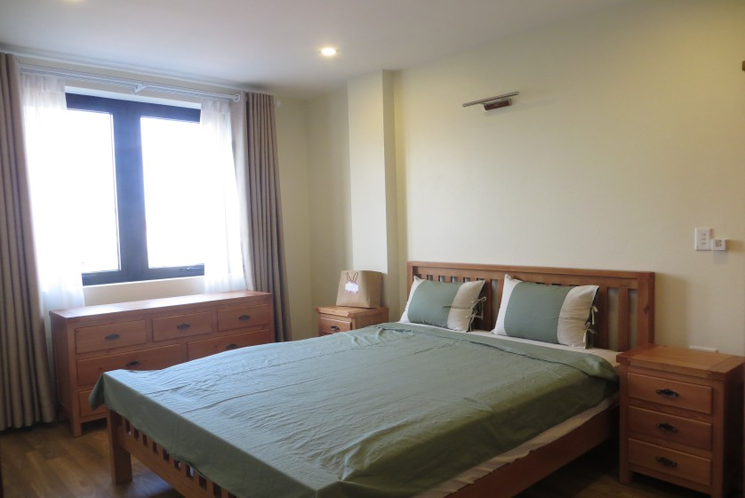 3 bedroom serviced apartment in To Ngoc Van street for rent 4