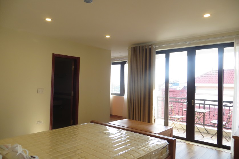 3 bedroom serviced apartment in To Ngoc Van street for rent 9