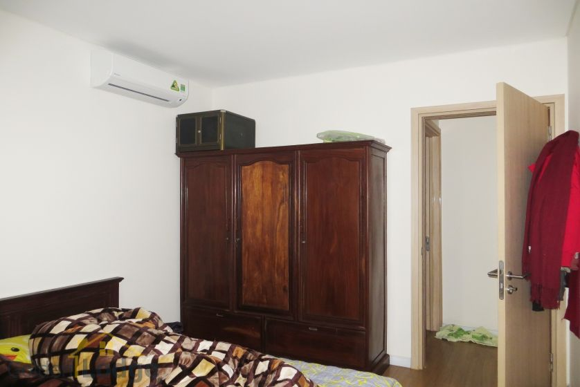Apartment in Mipec Riverside for rent with 2 bedrooms, river view 12