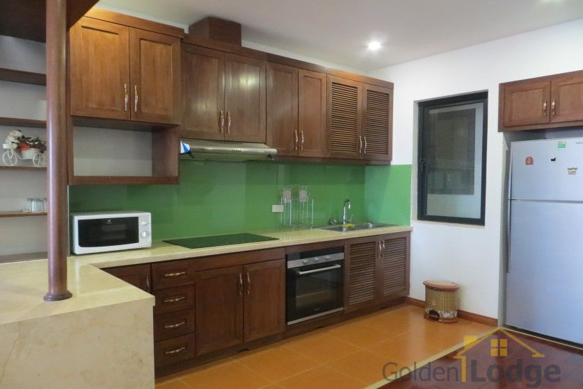 Full serviced apartment in To Ngoc Van 2 bedrooms furnished 1