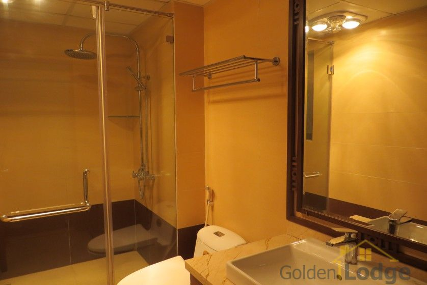 Full serviced apartment in To Ngoc Van 2 bedrooms furnished 12
