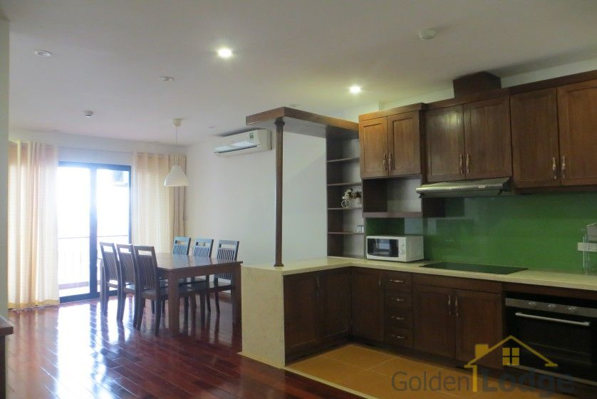 Full serviced apartment in To Ngoc Van 2 bedrooms furnished 4