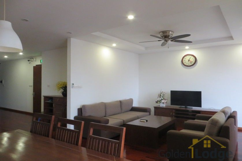Full serviced apartment in To Ngoc Van 2 bedrooms furnished 7