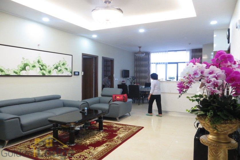 Apartment in Trang An Complex 3 double beds, 154m2 1