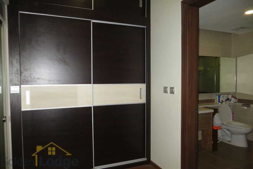 Apartment in Trang An Complex 3 double beds, 154m2 12