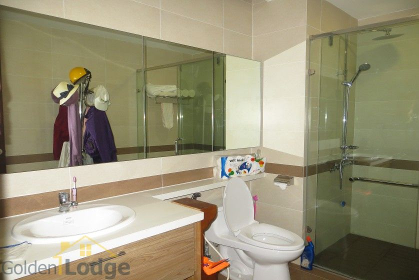 Apartment in Trang An Complex 3 double beds, 154m2 13
