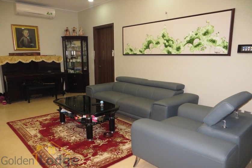 Apartment in Trang An Complex 3 double beds, 154m2 4