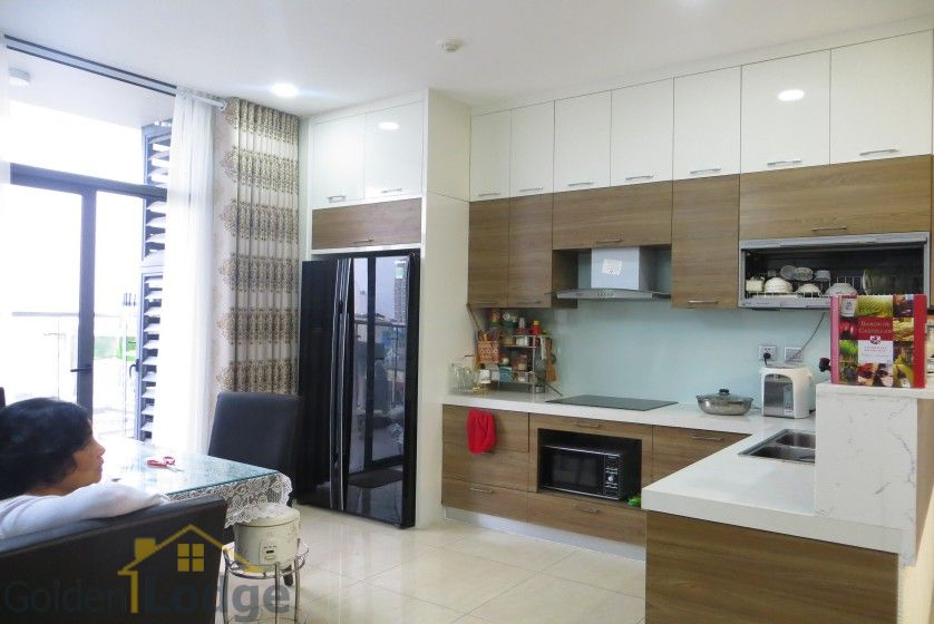 Apartment in Trang An Complex 3 double beds, 154m2 5