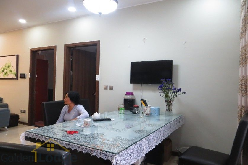 Apartment in Trang An Complex 3 double beds, 154m2 6