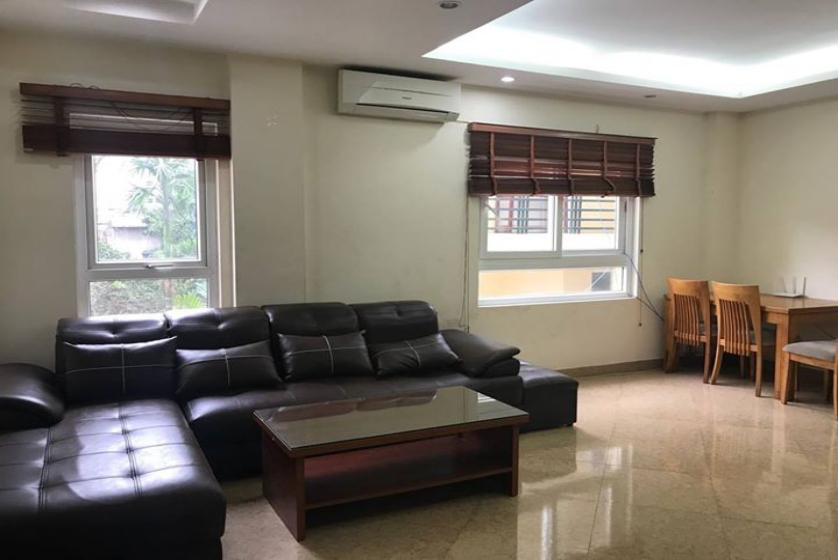 Apartment in Trinh Cong Son street in Tay Ho 2 beds for rent