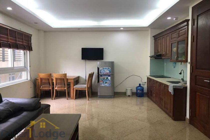 Apartment in Trinh Cong Son street in Tay Ho 2 beds for rent 3