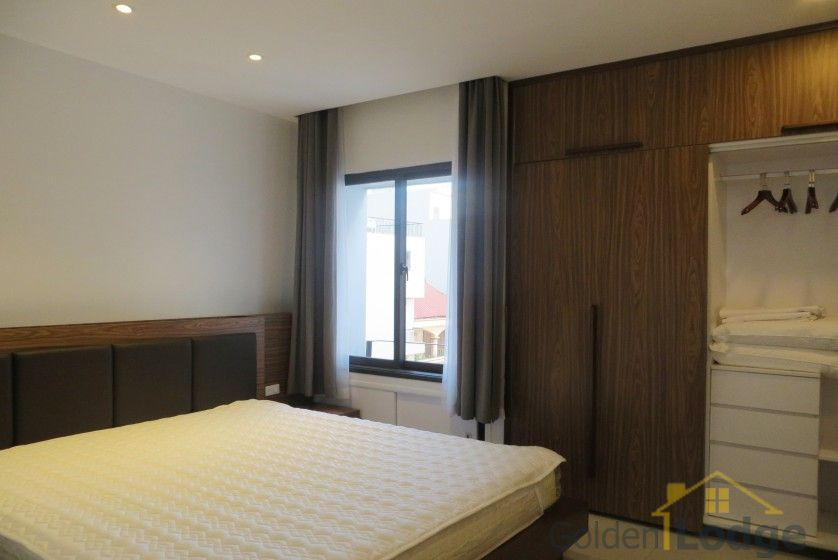 Bright reception room 1 bedroom apartment in Tay Ho furnished 7