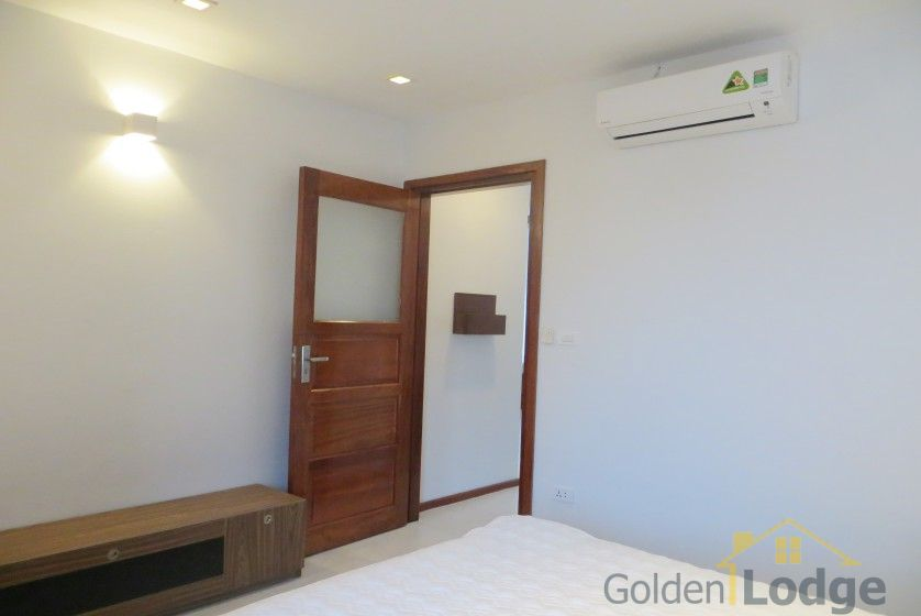 Bright reception room 1 bedroom apartment in Tay Ho furnished 8