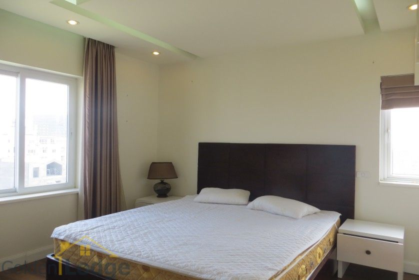 Four bedroom duplex apartment to lease in Tay Ho Hanoi 11
