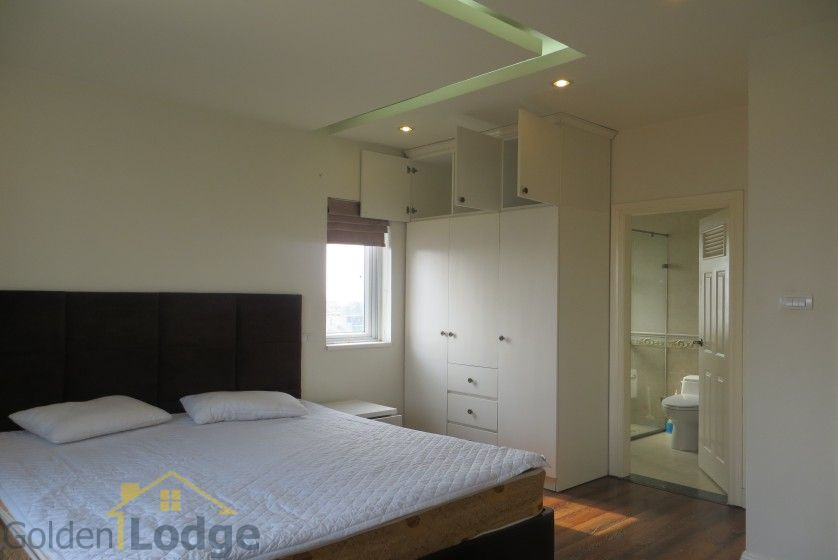 Four bedroom duplex apartment to lease in Tay Ho Hanoi 13
