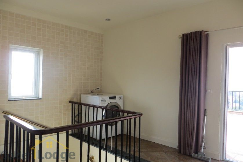 Four bedroom duplex apartment to lease in Tay Ho Hanoi 15
