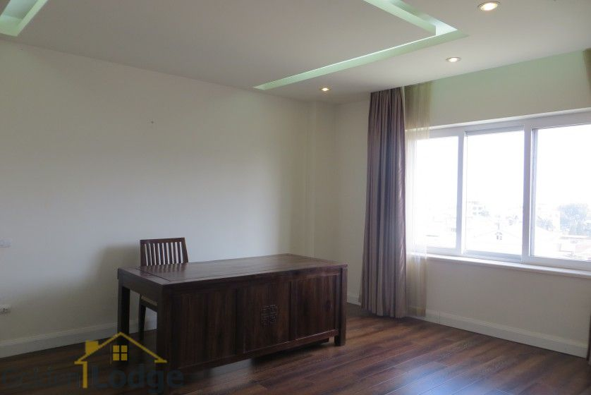 Four bedroom duplex apartment to lease in Tay Ho Hanoi 9