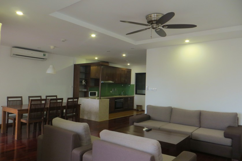 Full serviced apartment in To Ngoc Van 2 bedrooms furnished
