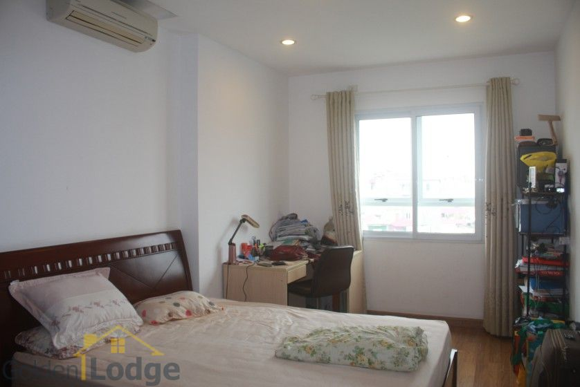 Furnished 3 bedroom apartment for rent at 249A Thuy Khue street Tay Ho 8