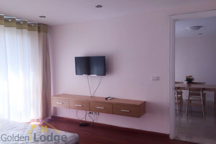 Furnished 3 bedroom apartment in Ciputra Hanoi, P1 tower to rent 15