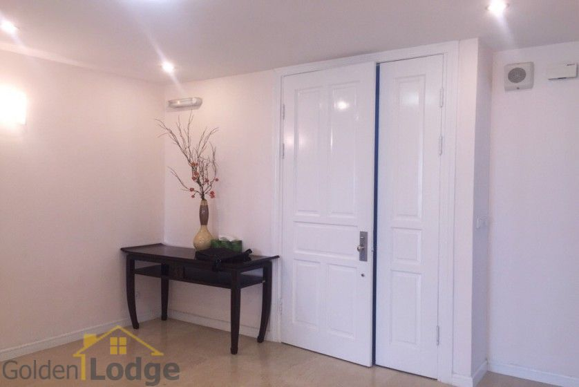 Furnished 3 bedroom apartment in Ciputra Hanoi, P1 tower to rent 3