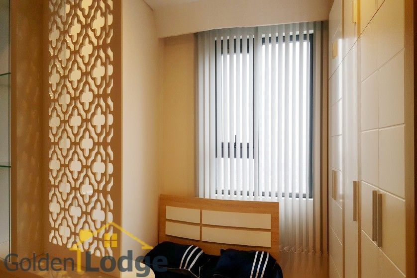 Furnished apartment in Mipec Riverside 02 bedrooms 82m2 to rent 13