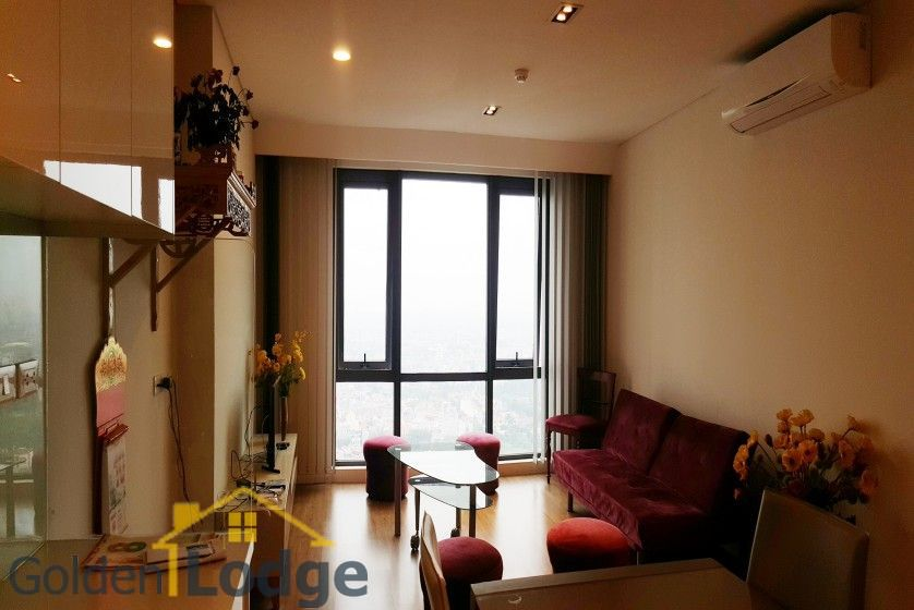 Furnished apartment in Mipec Riverside 02 bedrooms 82m2 to rent 3
