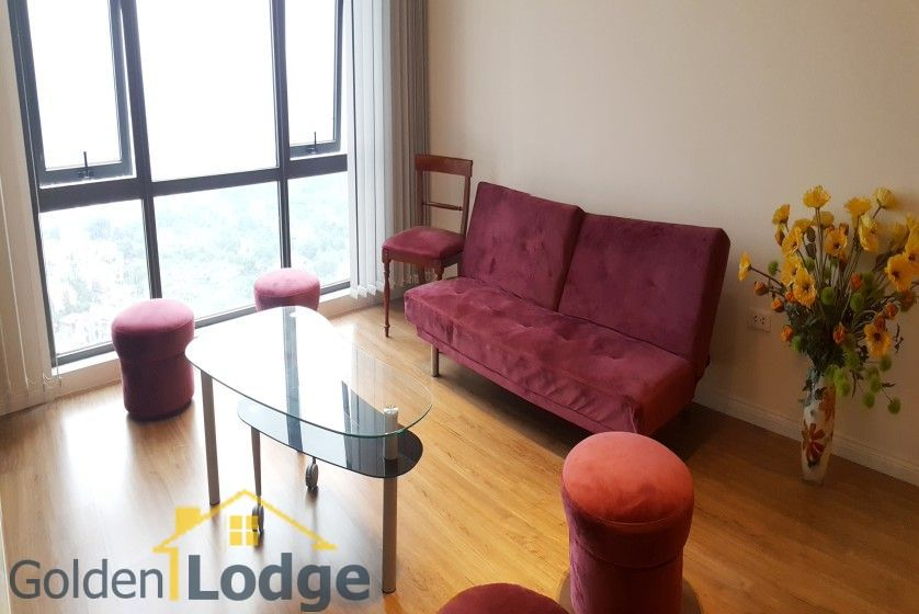 Furnished apartment in Mipec Riverside 02 bedrooms 82m2 to rent 6