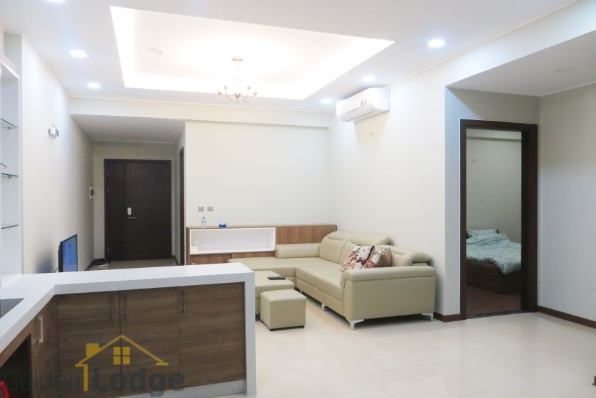 Furnished apartment in trang an complex for rent 2 bedrooms for Apartment complex for rent