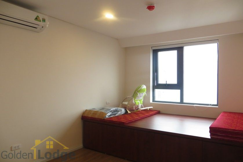 Furnished Mipec Long Bien apartment rental comes with 02 bedrooms 13