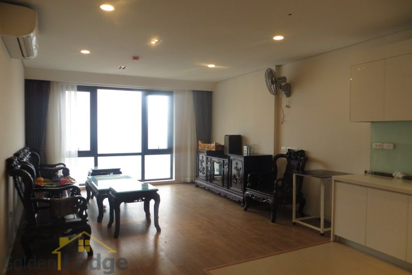 Furnished Mipec Long Bien apartment rental comes with 02 bedrooms 2