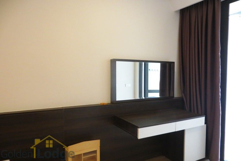 Furnished Mipec Long Bien apartment rental comes with 02 bedrooms 8
